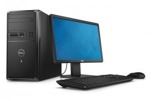 Vostro 3000 Series Desktop with Peripherals